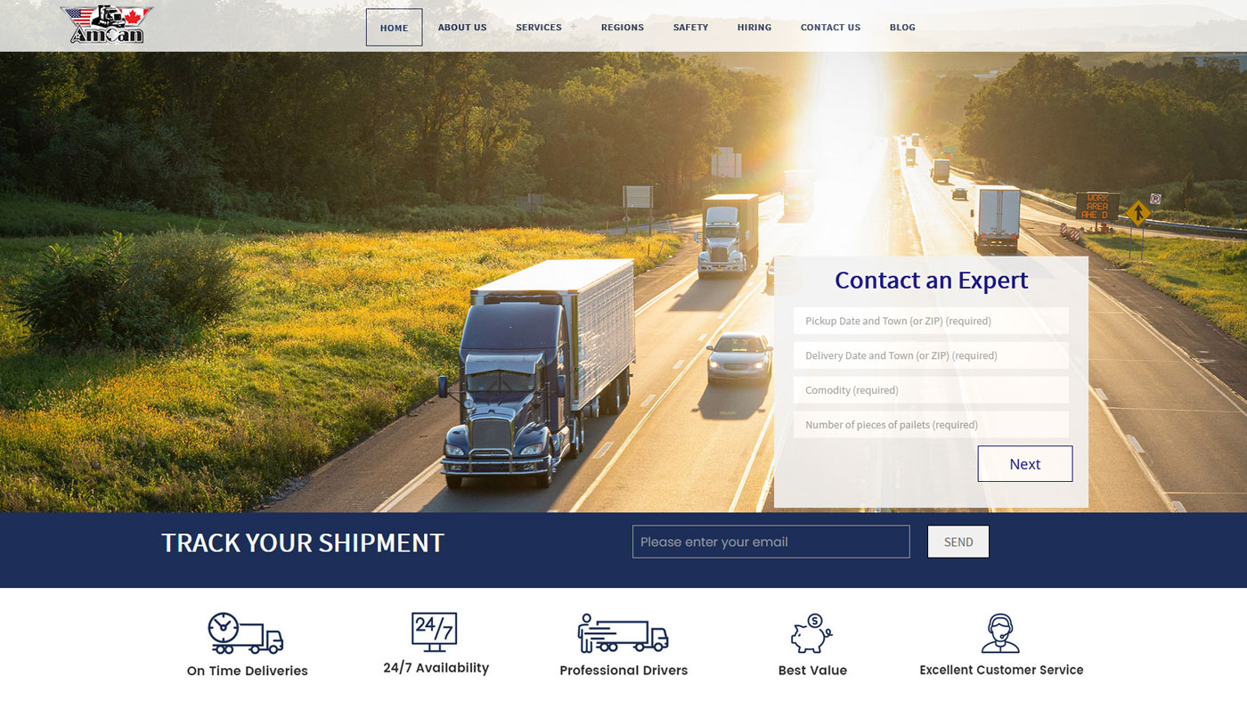 AmCan Freight Systems